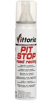 Bombe Réparation Vittoria PIT STOP Route 75ml
