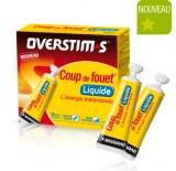 10 tubes Overstim's Coup de Fouet liquide