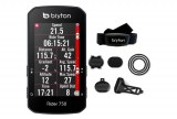 Compteur GPS Bryton Rider 750T avec Vitesse , Cadence , Fréquence cardiaque