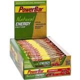 Powerbar Natural Energy Fruits boite de 24 barres