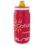 Bidon Elite Fly 2021 Team COFIDIS 550ml