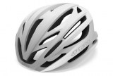 casque route GIRO SYNTAX blanc/argent