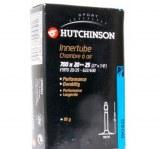Chambre à air vélo route Hutchinson 700x20 à 25 butyl valve 48mm