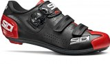 Chaussures route SIDI ALBA 2 noir/rouge