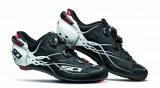 Chaussures route Sidi Shot 2020 noir mat / blanc (cales Offertes)