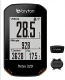 Compteur GPS BRYTON Rider 320T (avec capteur cadence +ceinture cardio )