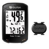 Compteur vélo GPS Bryton Rider 15 NEO C avec capteur cadence