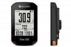 Compteur GPS BRYTON RIDER 320 E