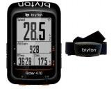 Compteur GPS Bryton Rider 410 H (FC inclus) New 2019 + support déporté