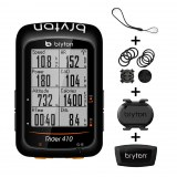 Compteur GPS BRYTON Rider 410 T HRM + Cadence