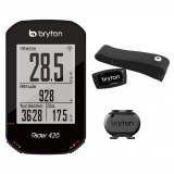 Compteur GPS BRYTON RIDER 420T (HRM + CAD)