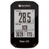 Compteur GPS BRYTON RIDER 420E