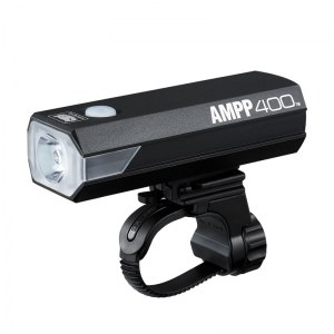 Eclairage avant CATEYE AMPP 400 lumens