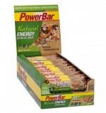 Boite de 24 barres POWERBAR NATURAL ENERGY CEREAL BAR