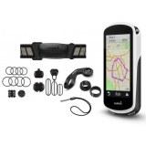 GPS Garmin Edge 1030 Bundle (pack HRM+ capteur vitesse/cadence) + Housse