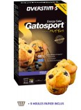 Overstim's Gatosport 400G MUFFINS Myrtilles