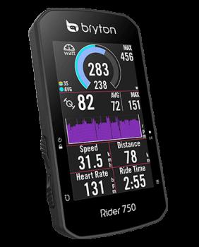 Compteur GPS BRYTON R750 E 2021