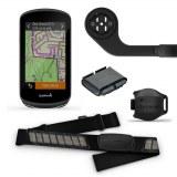GPS Garmin Edge 1030 PLUS Bundle (pack HRM+ capteur vitesse/cadence)
