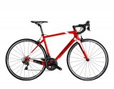 Vélo Wilier GTR TEAM 2022 freins patins Shimano 105 rouge blanc