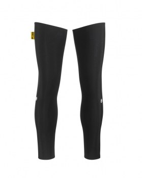 Jambieres ASSOS SPRING FALL LEG WARMERS 2021 noires