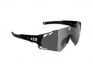 Lunette AZR VUELTA RX Noire écran gris miroir