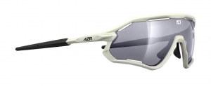 Lunettes AZR ATTACK RX Blanche écran Photochromique