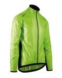 Veste ASSOS Mille GT coupe vent et déperlante Visibility vert