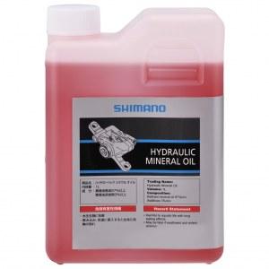 Huile Minérale SHIMANO 1 litre pour freins à disques