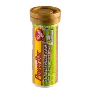 Powerbar 5 Electrolytes tube de 10 tablettes de boisson