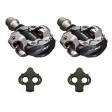 Pedales Shimano DEORE XT SPD-M8100 XC + cales