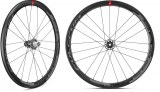 Paire de roues FUCRUM SPEED 40 C Carbone DISC à pneus 2 WAY FIT