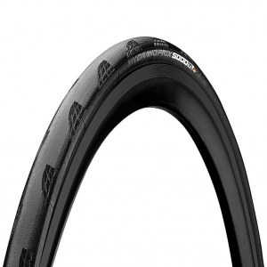 Pneu Continental Grand Prix 5000 TL 700x25 Tubeless noir