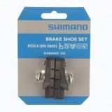 Porte Patins SHIMANO 105 Noir (5800) + patins Shimano R55 Alu