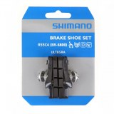 Paire de Porte Patins Shimano Ultégra 6800/R8000 + Patins Shimano R55