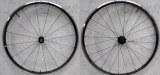 Paire de roues vélo route Giant PR2 TLR alu pour pneus