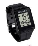 Montre Cardio Fréquencemètre Sigma ID.GO noir