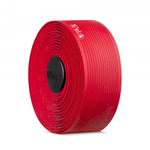 Ruban de Guidon FIZIK VENTO Microtex Tacky rouge 2mm