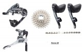 Mini groupe Sram Force 22 11 vitesses