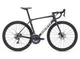 Vélo GIANT TCR ADVANCED PRO TEAM DISC 2021 Noir (Kit matériel OFFERT)