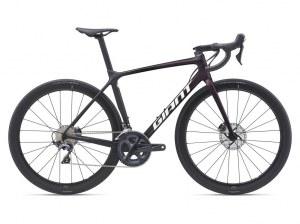 Vélo GIANT TCR ADVANCED PRO 1 DISC 2021 (+ kit matériel Offert )