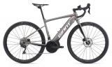 Vélo GIANT ROAD E + 2PRO CS 2020 Gris/noir