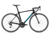 Vélo Giant TCR Adavanced 2 Pro Compact 2021 noir/bleu