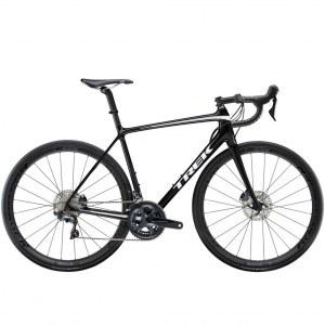 Vélo TREK Emonda SL 6 PRO DISC 2020 noir/blanc (kit matériel offert)
