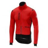 Veste Castelli ALPHA ROS rosso corsa rouge noir 2020